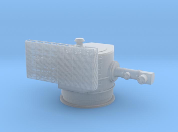 1/100 DKM Fumo 23 Radar w. Forward 7m RF 3d printed