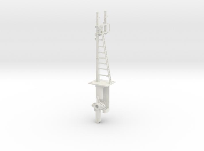 LH Bracket Signal - Even Height Dolls HO NSWGR LQ 3d printed