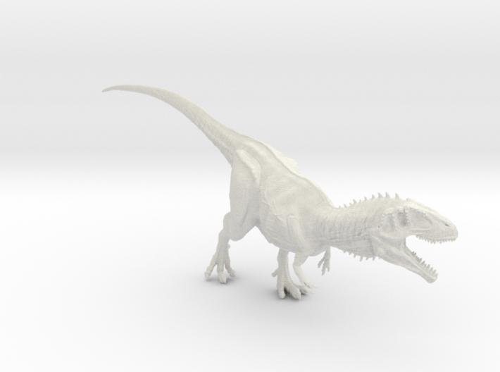 Giganotosaurus 12-13inch spine for Stevedexter 3d printed