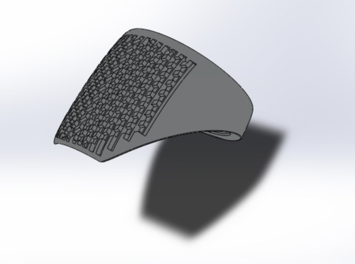 FingerFile 3d printed