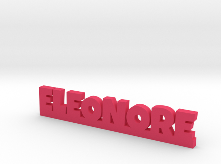 ELEONORE Lucky 3d printed