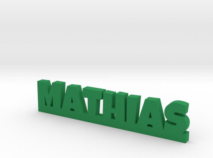 MATHIAS Lucky 3d printed