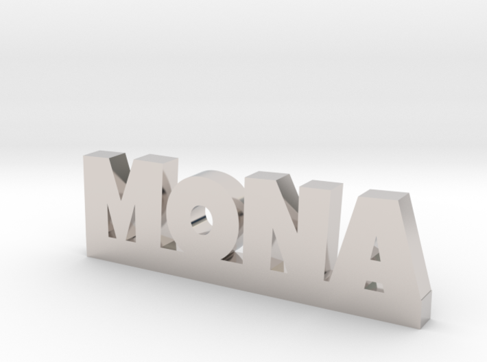 MONA Lucky 3d printed