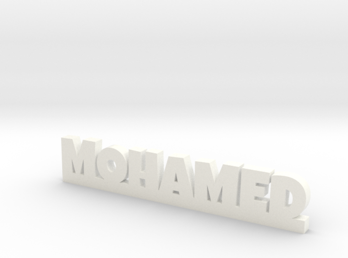 MOHAMED Lucky 3d printed