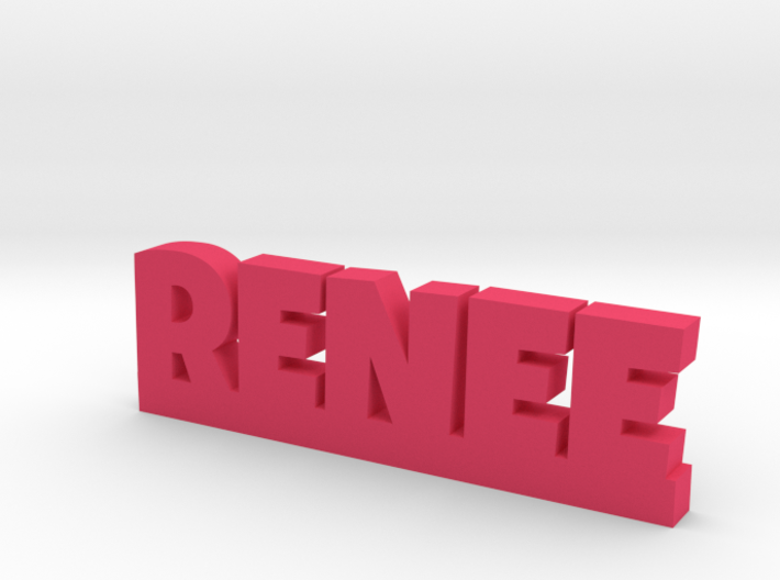 RENEE Lucky 3d printed