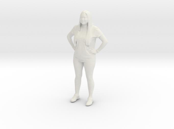 Printle C Femme 043 - 1/12 - wob 3d printed
