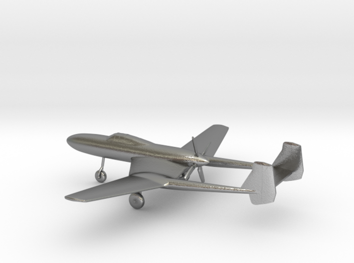 Vultee XP-54 Swoose Goose 3d printed