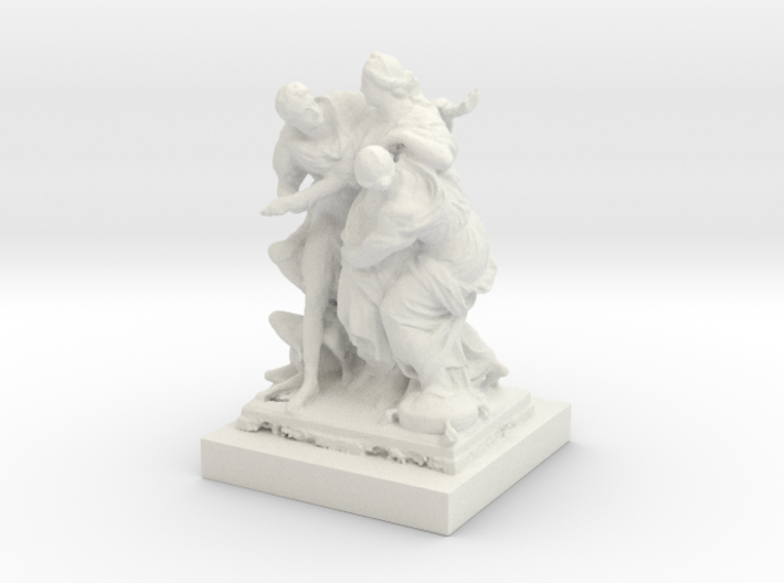 Printle Thing Classic Statue 1/24 3d printed