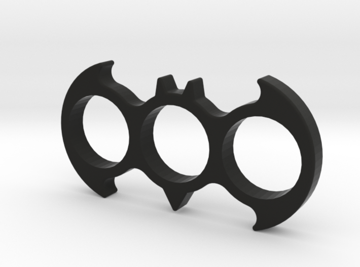 Batman Fidget Spinner 3d printed
