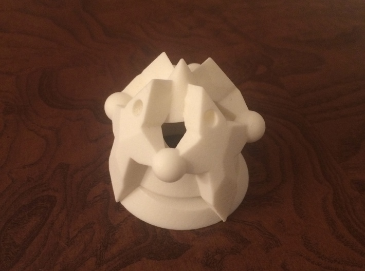 Unity Spiral 3d printed