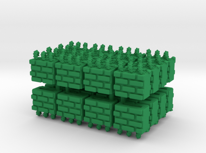 T.R.U.M.P. Wall for Monopoly 3d printed