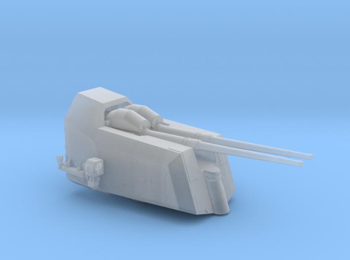1/100 Flak 10.5 cm SK C/37 3d printed