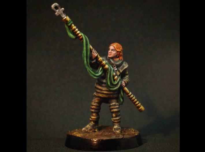 Sister Margott - 28mm Sci-Fi Wanderer 3d printed Painted Example
