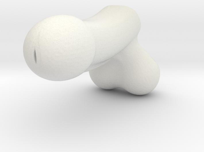 Fridge Magnet Penis 3d printed
