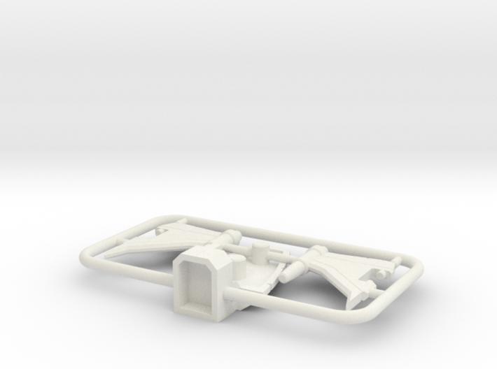 Krunky Dragon Fighter Upgrades Hi-Def Part 2 3d printed