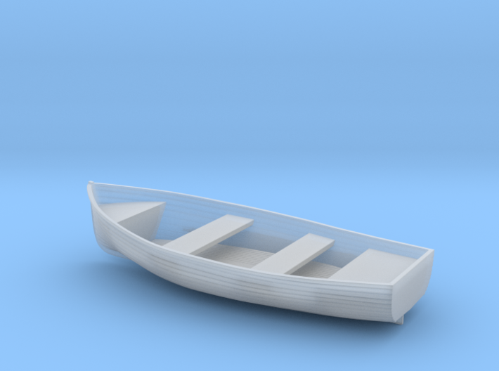 1/48 10ft Lifeboat 3d printed