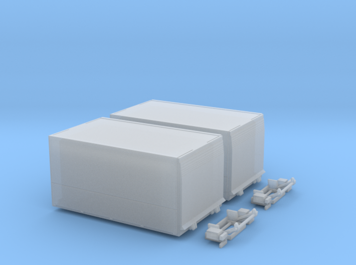 GW-Betreuung 2Stck 3d printed