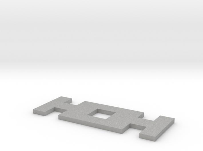 Gewicht_v1 3d printed
