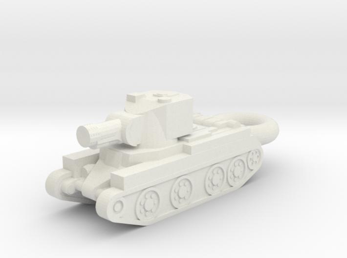 BT-42 Assault Gun KEYCHAIN 3d printed