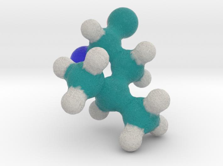 Amino Acid: Leucine 3d printed
