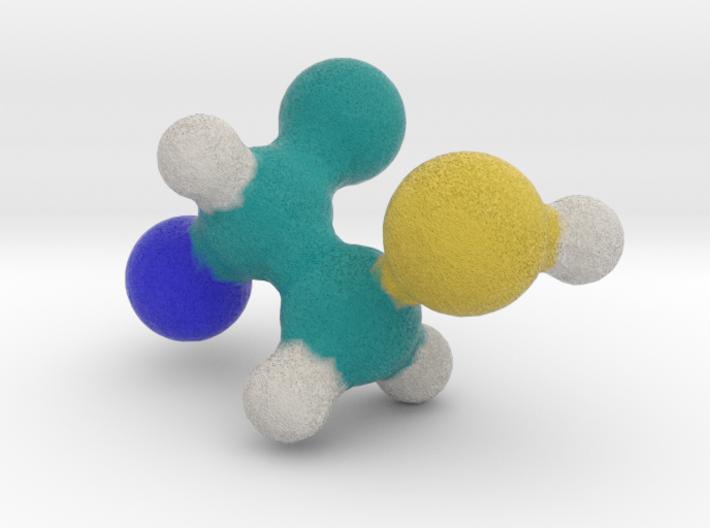 Amino Acid: Cysteine 3d printed