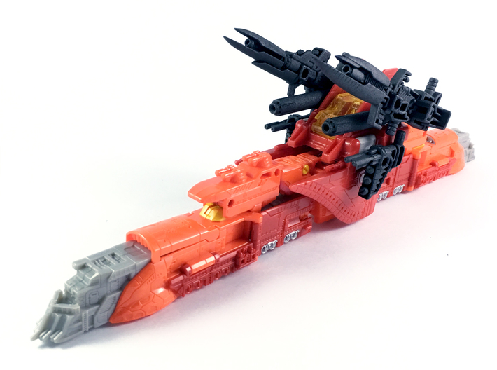 Apex Armory for TR Sentinel Prime Set (Small Arms) 3d printed
