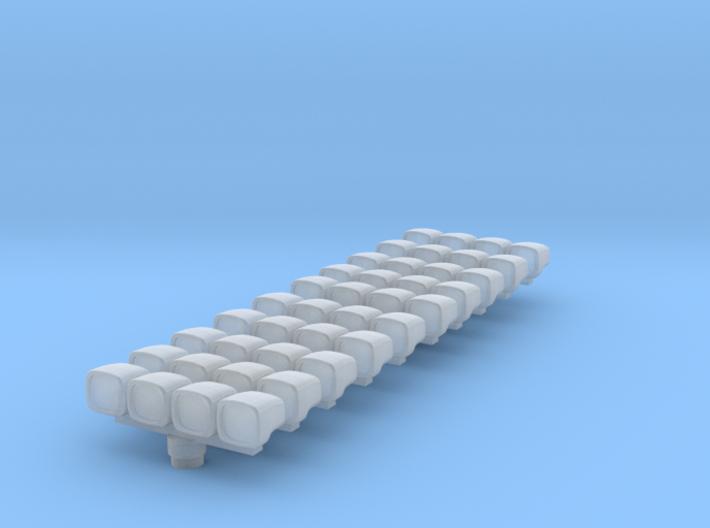 Lichtmast eingefahren - Version #5 - 10st 3d printed
