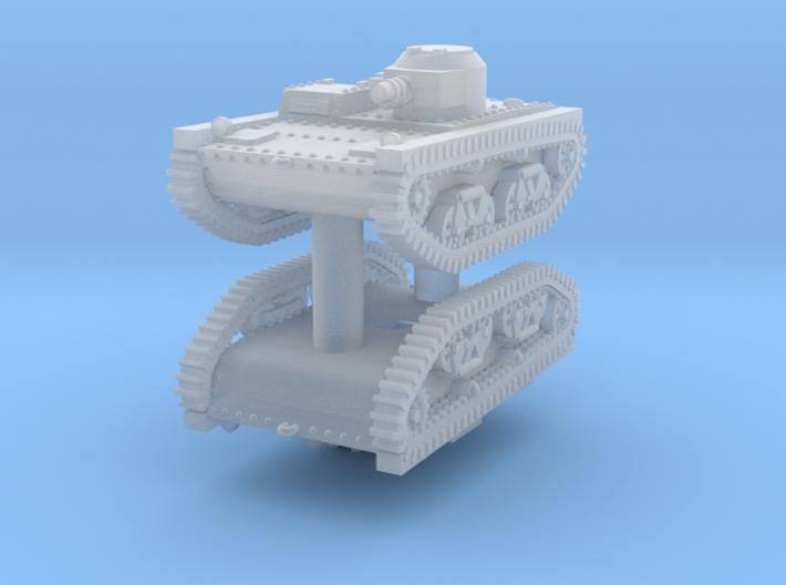 1/285 T-38 (x2) 3d printed
