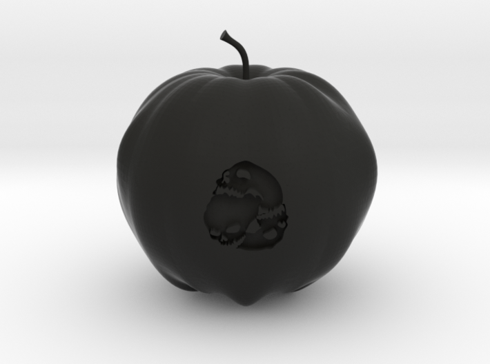 Wicked Apple 3d printed