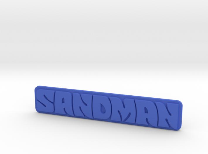 Holden - Panel Van - Sandman Emblem 3d printed