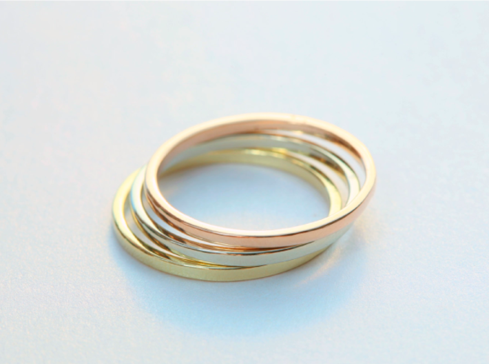Ring Inner Diameter 13.4mm 3d printed