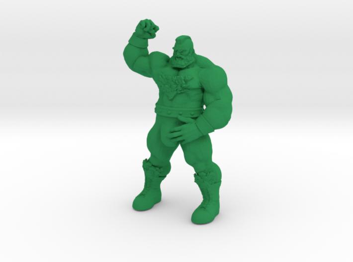 Zangief big bulge 3d printed