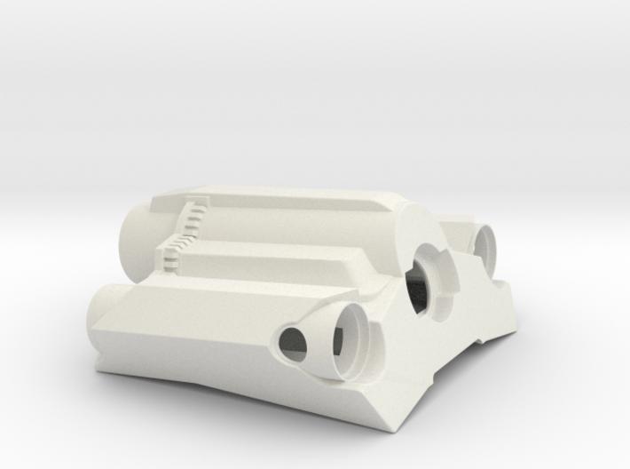 Jetpack Body 3d printed