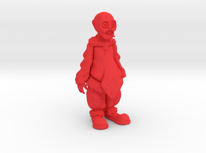Clownin' 3d printed