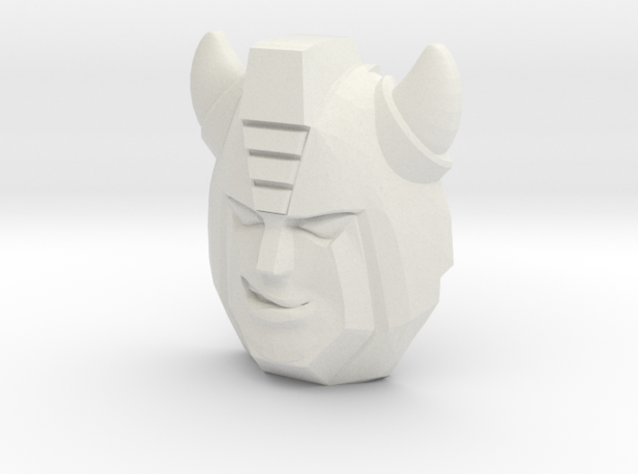 Bug Bite Face (Titans Return) 3d printed