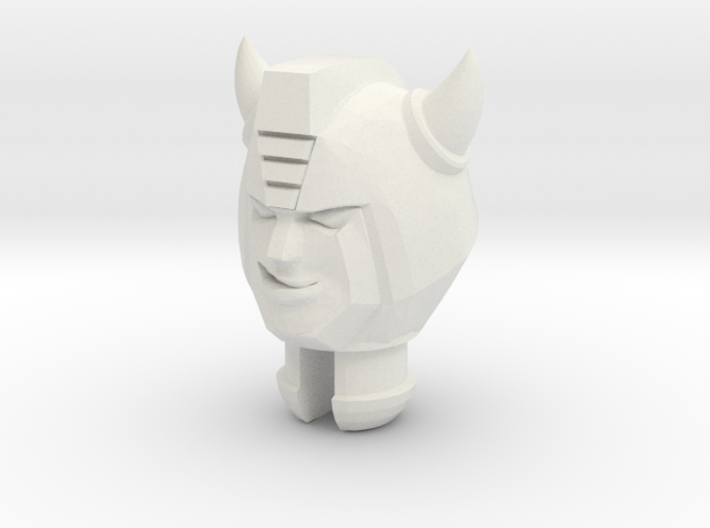 Bug Bite Head for Titans Return Bumblebee 3d printed