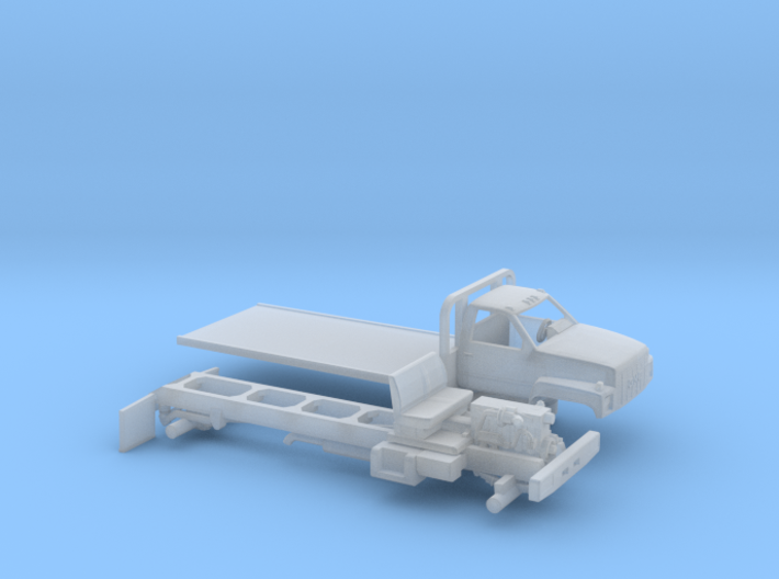 1/160 1990-94 GMC TopKick Flatbed 3d printed