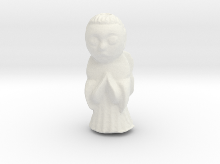 Printle Classic Brittany Monk 3d printed