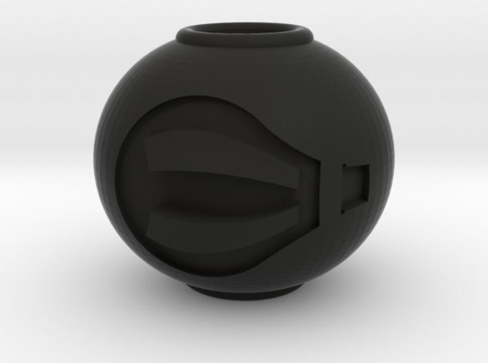 Hot Air Balloon Charm 3d printed