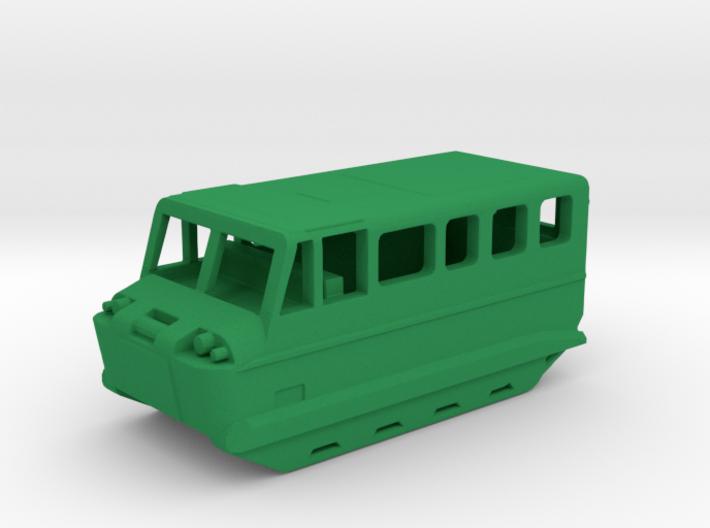 1/144 Scale M116 Amphibious Personnel Carrier 3d printed