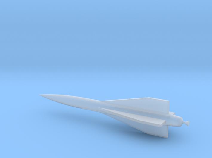 1/48 Scale Hawk Missile 3d printed
