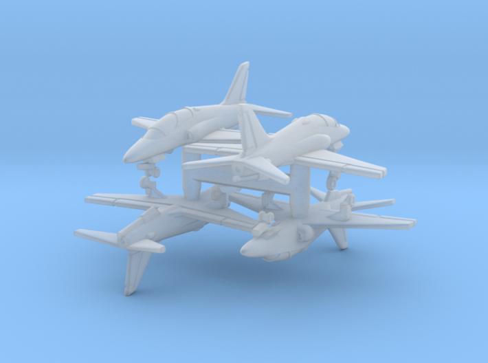 1/700 T-45 w/Gear x4 (FUD) 3d printed