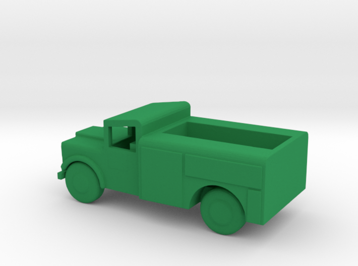 1/200 Scale M726 Jeep 1 25 Ton Maintenance Truck 3d printed