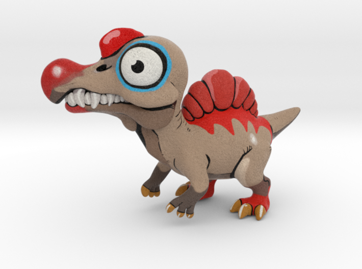 Breedingkit Spino 3d printed