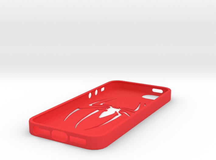 IPhone 5S Spider Case 3d printed