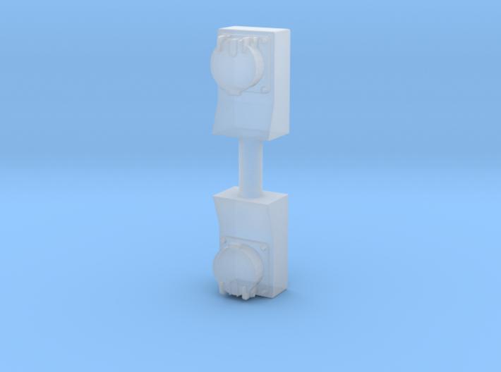 2 X EMD Low MU Stand 3d printed