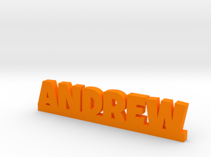 ANDREW Lucky 3d printed
