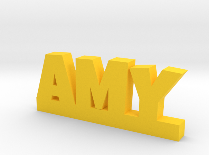 AMY Lucky 3d printed
