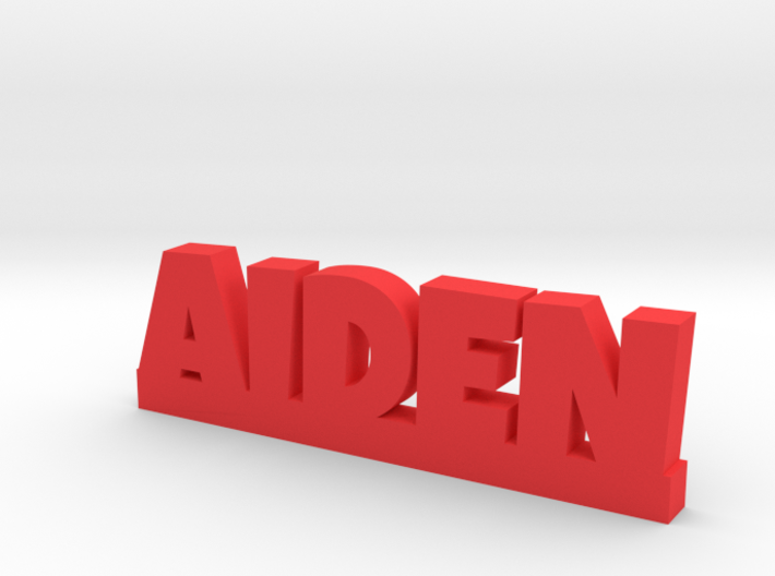 AIDEN Lucky 3d printed