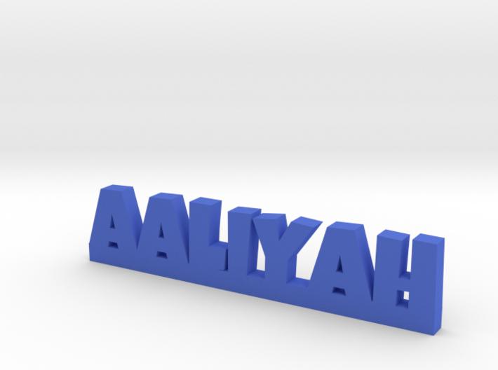AALIYAH Lucky 3d printed